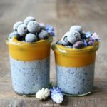 Blue Overnight Oats – A recipe your kids will love