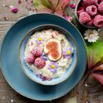Rich (but not too indulgent) Coconut Porridge